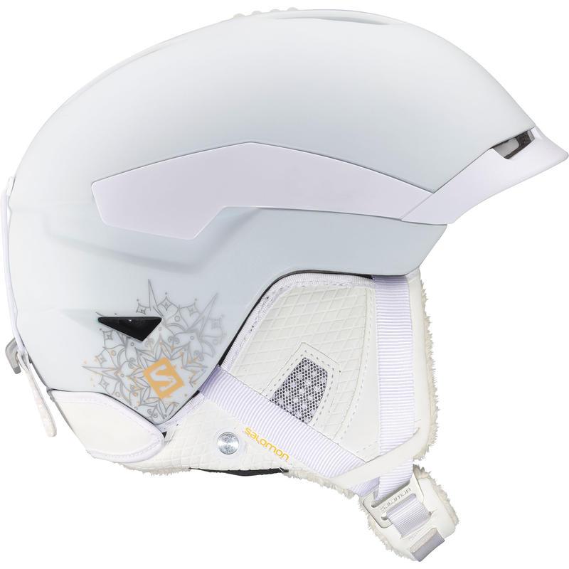 Quest Snow Helmet White Pearl