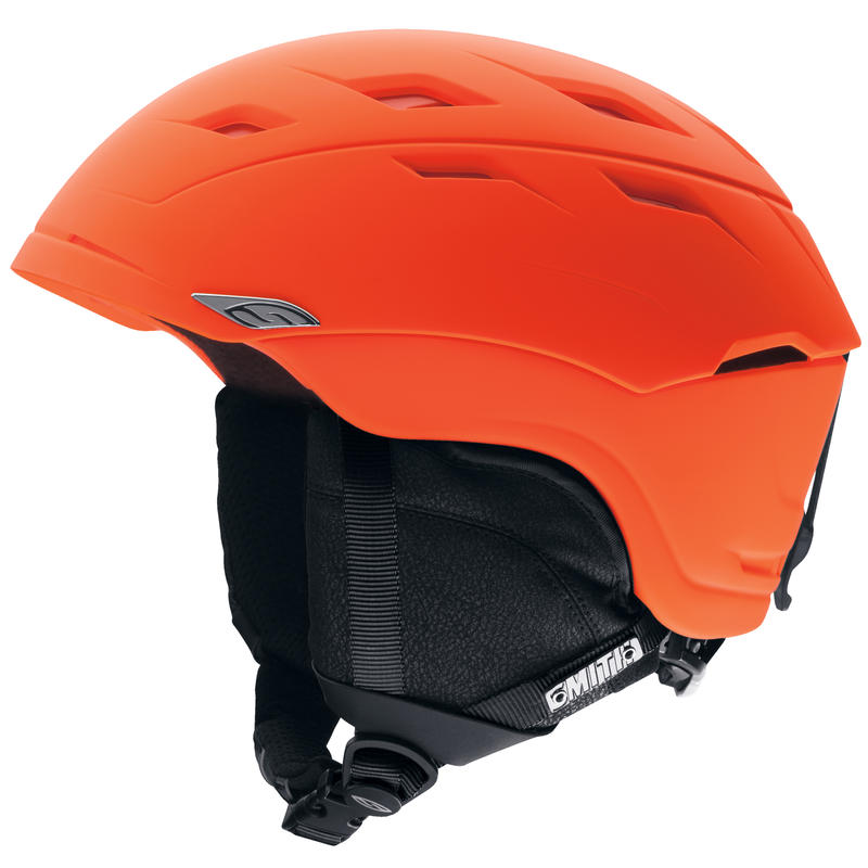 Sequel Helmet Matte Neon Orange