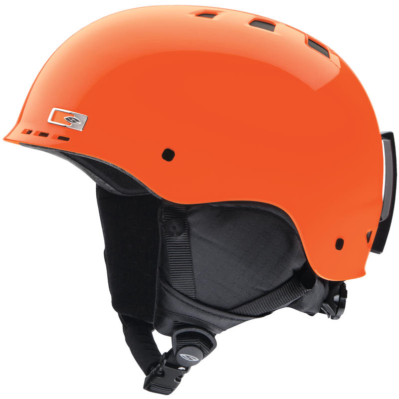 Holt Jr Snow Helmet Neon Orange