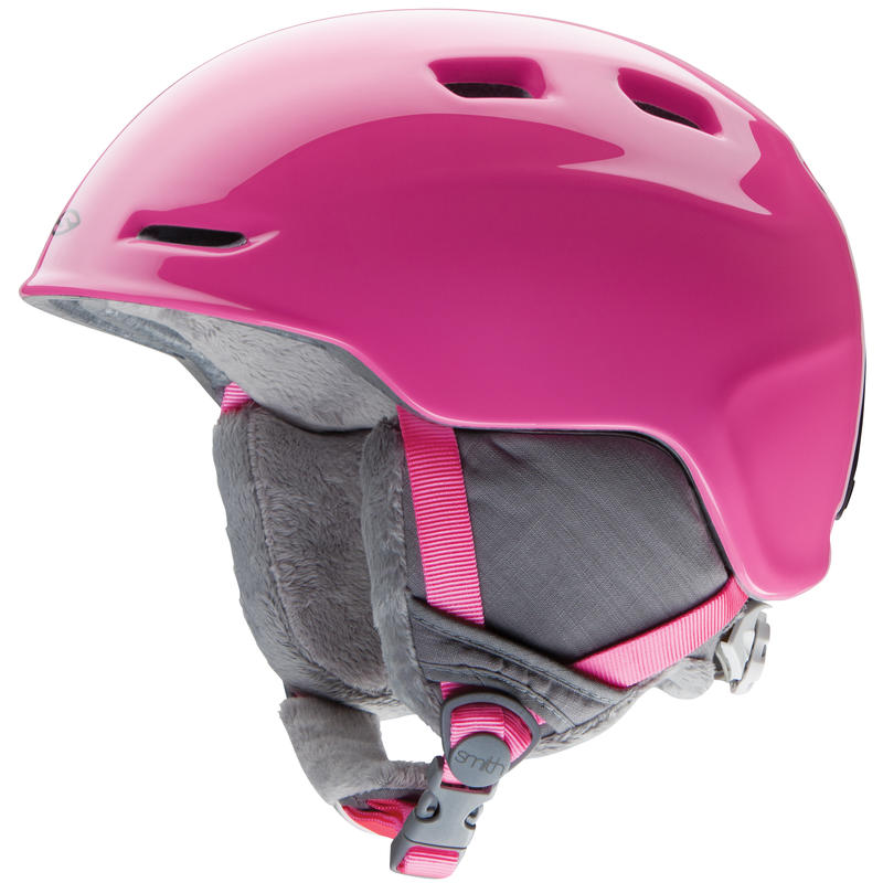 Zoom Smow Helmet Bright Pink