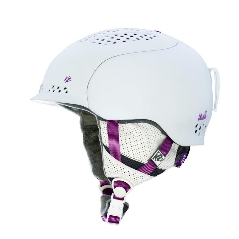 Casque de ski Virtue Blanc