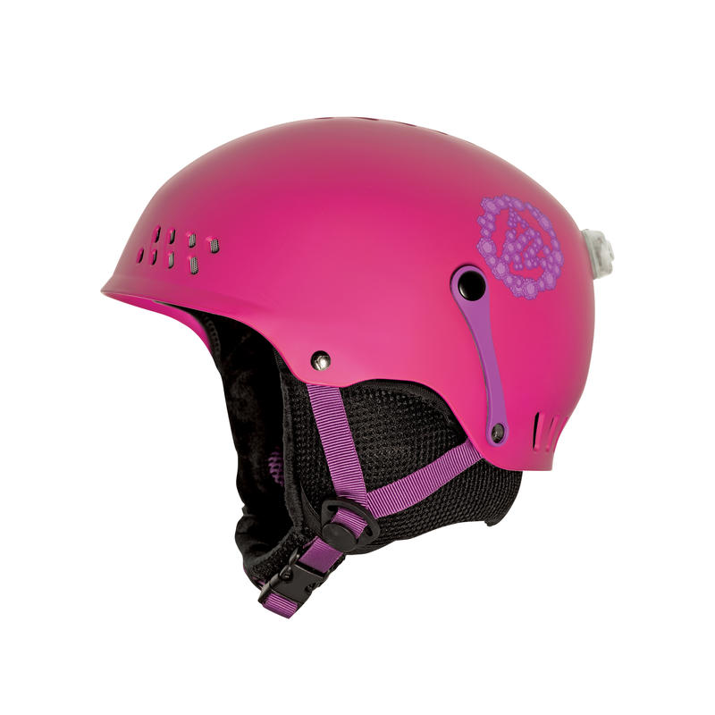 Casque de ski Entity Rose