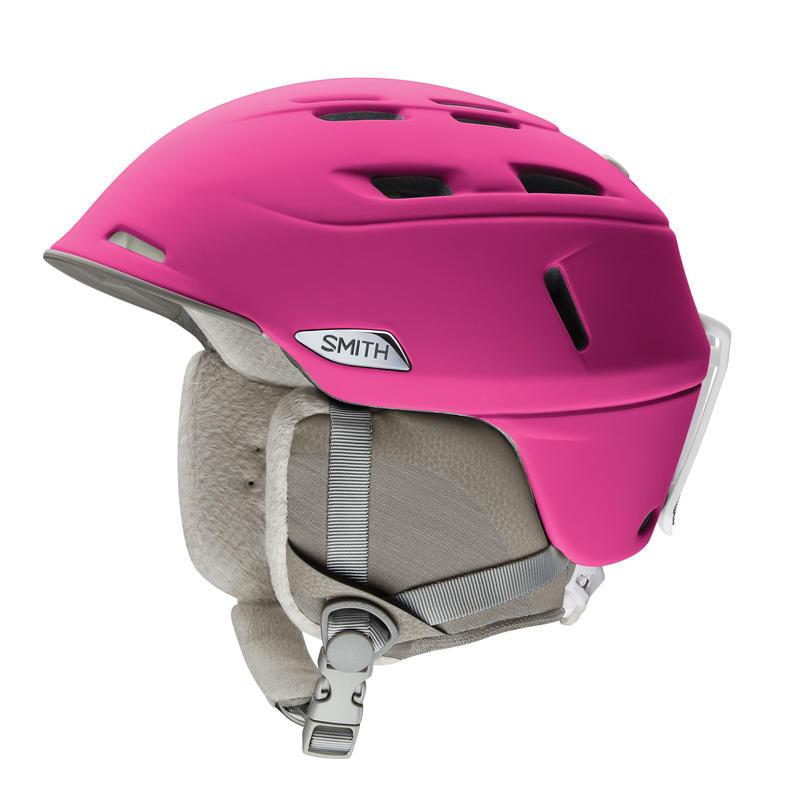 Compass Snow Helmet Matte Fuchsia