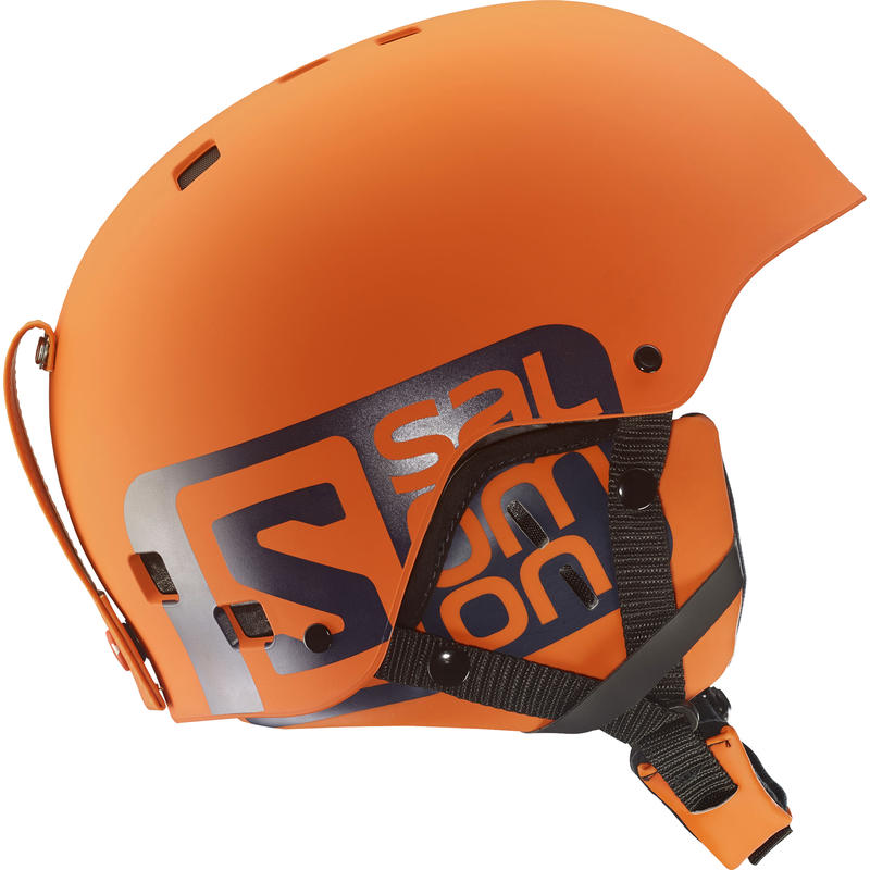 Casque de ski Brigade Orange mat