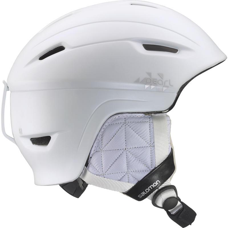 Casque de ski Pearl 4D Blanc