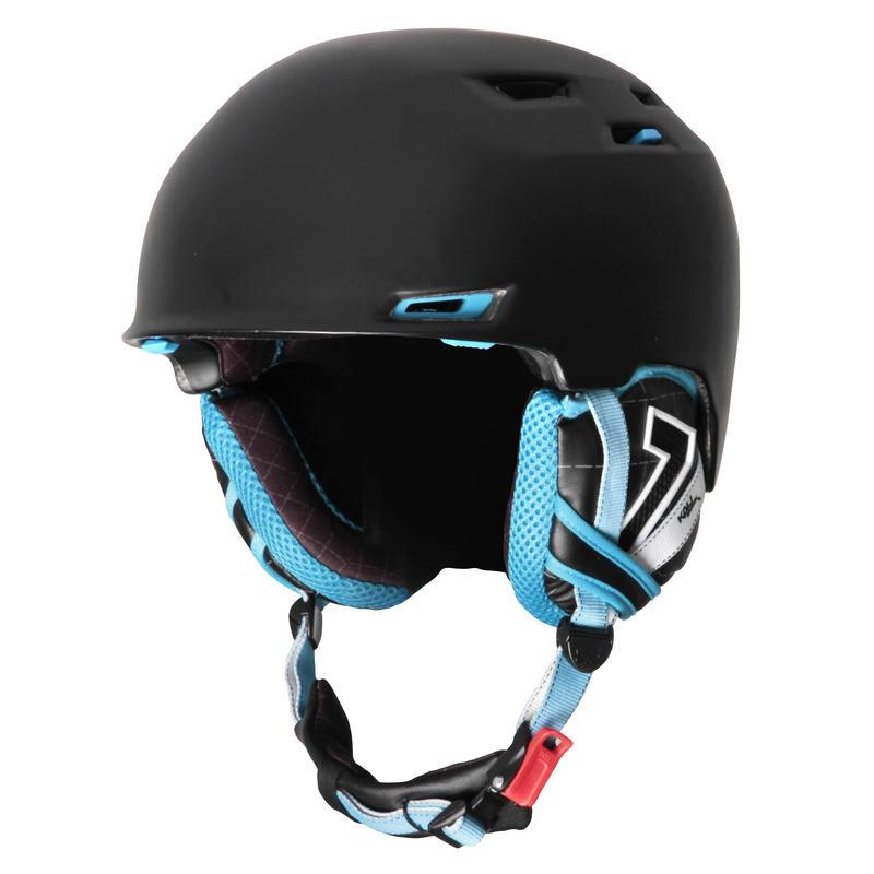 Casque de ski Akala Noir/Bleu