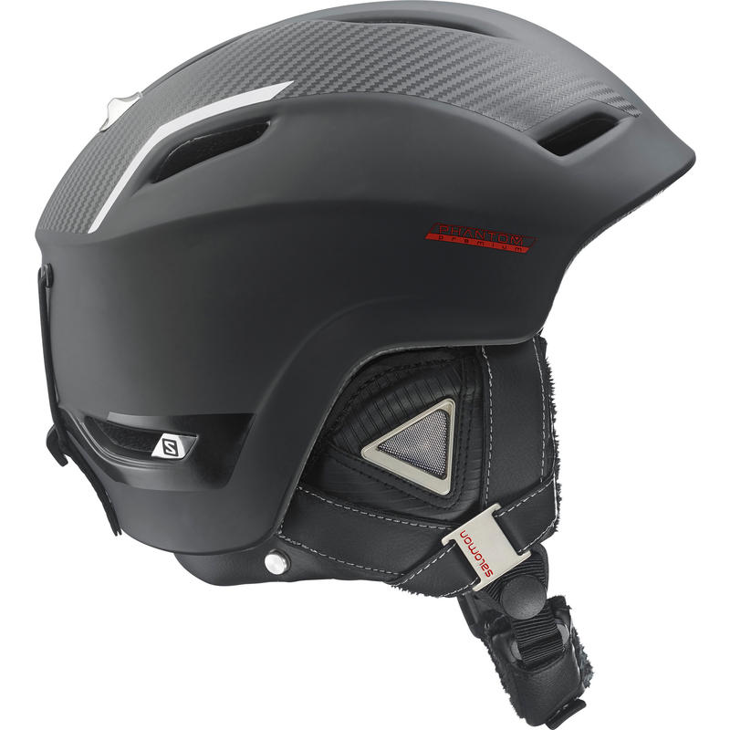 Casque de ski Phantom Auto Custom Air Noir