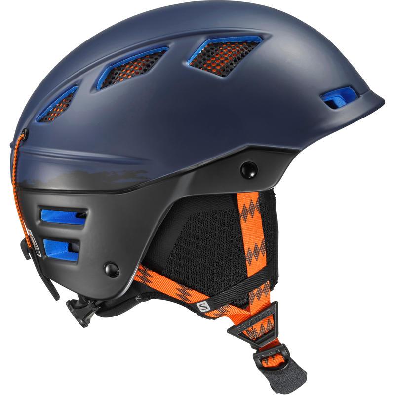 Casque de ski MTN Charge Marine/Noir