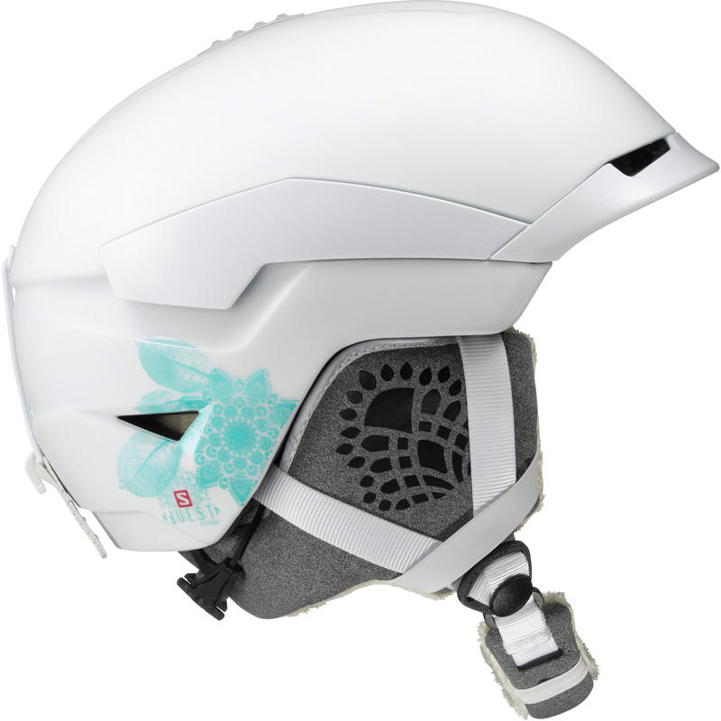 Casque de ski Quest Access Blanc