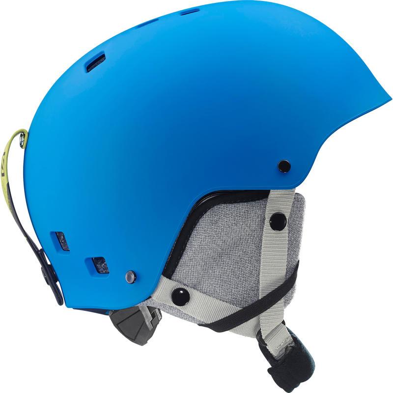 Casque de ski Jib Jr Bleu