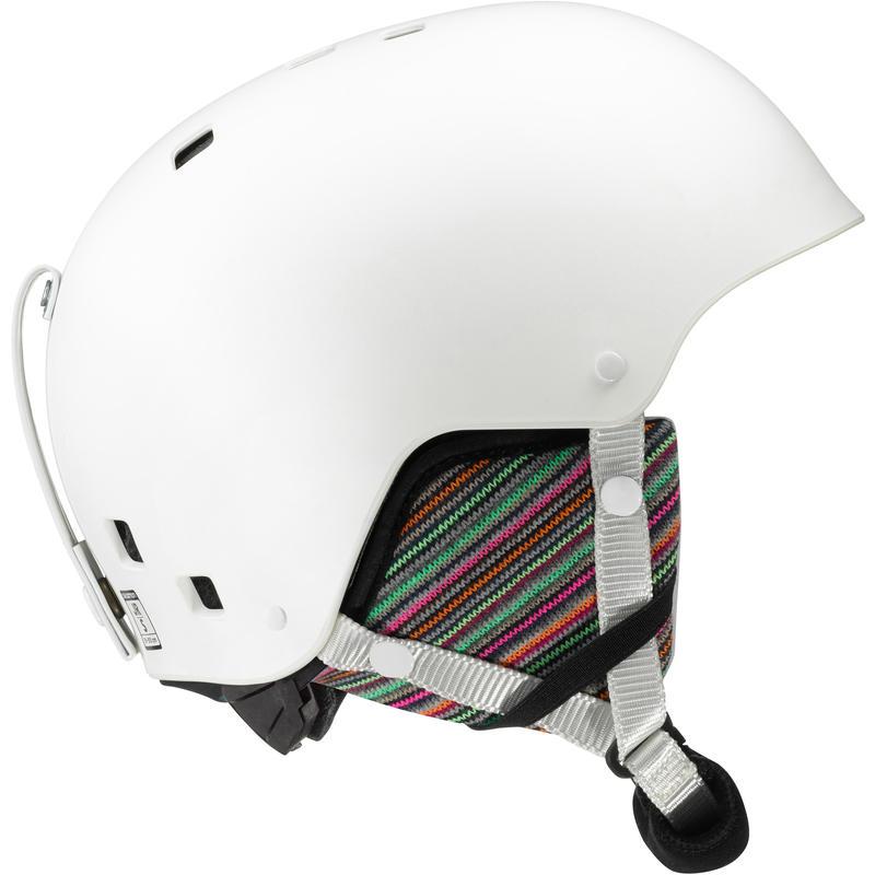 Casque de ski Kiana Jr Blanc