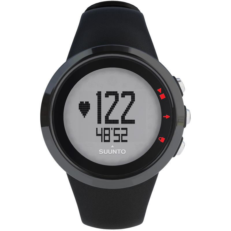 M2 Heart Rate Monitor Black/Black