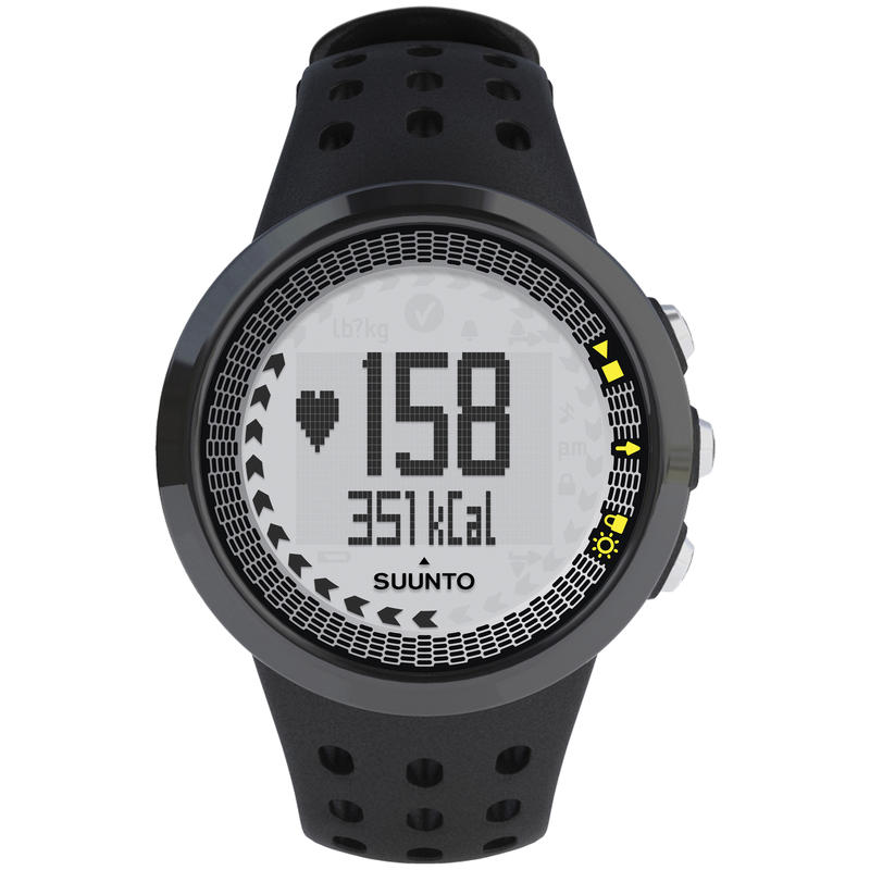 M5 Heart Rate Monitor Black