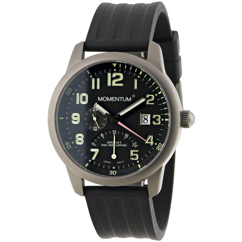 Aeromax ti Field Watch Black