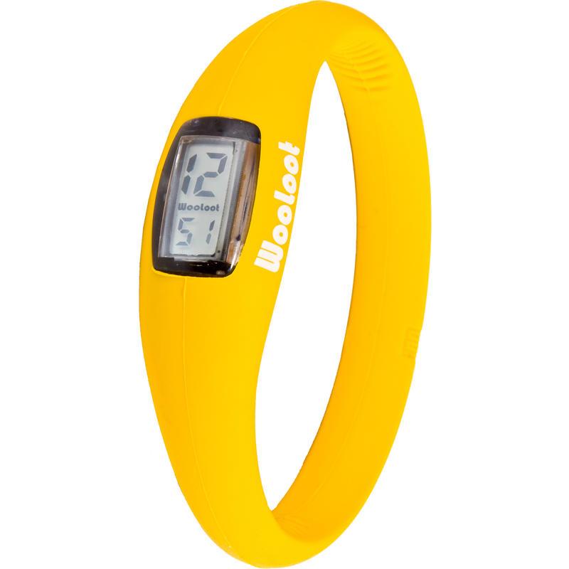 Cresta Watch Yellow