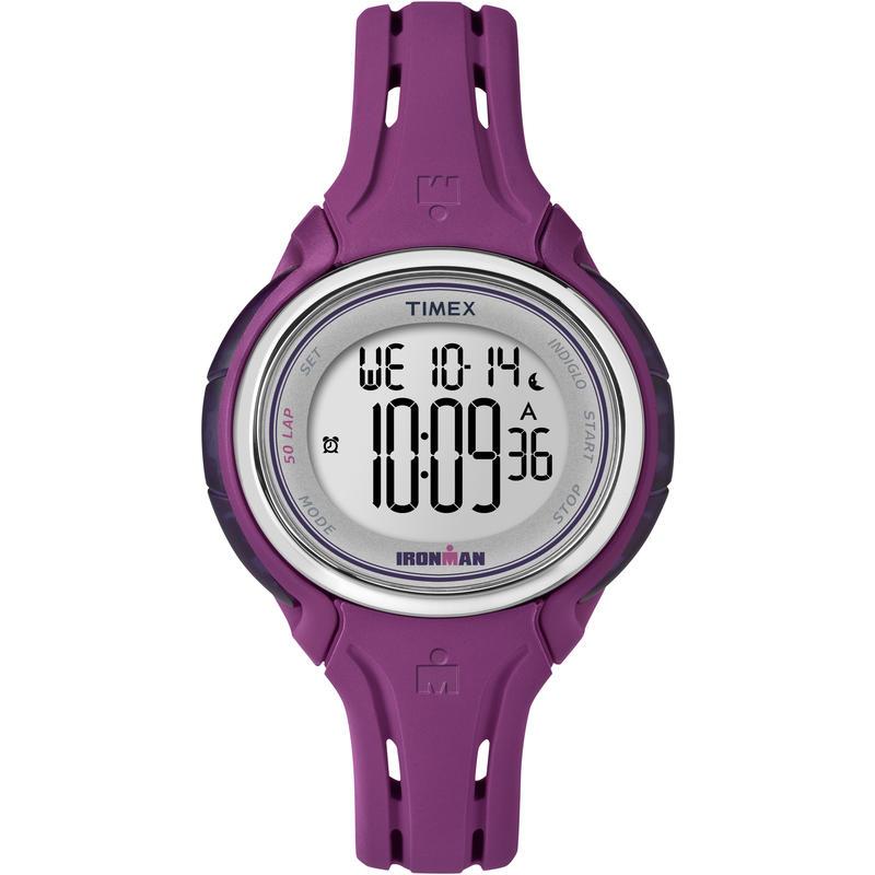 Montre chronomètre Sleek 50 Ironman Prune