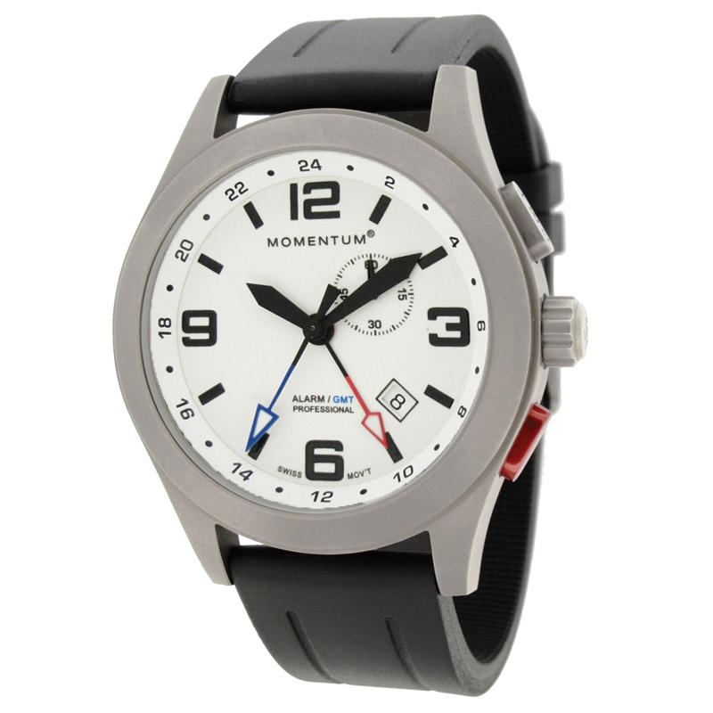 Vortech GMT w/Groove Rubber Band Luminous White/Black