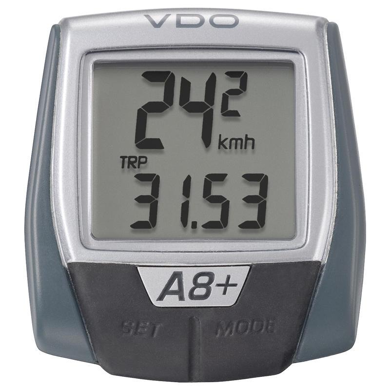 Cyclomètre A8+