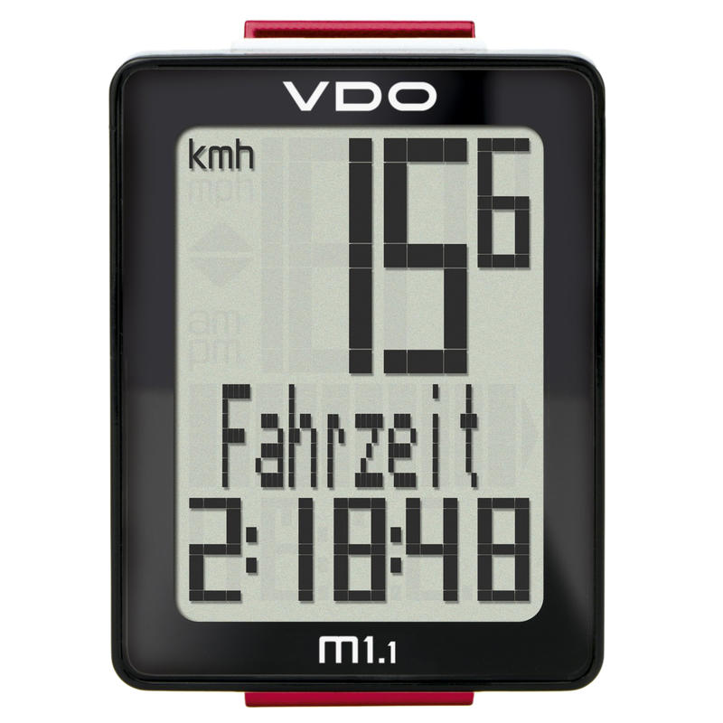 M1.1 WL Wireless Bike Computer