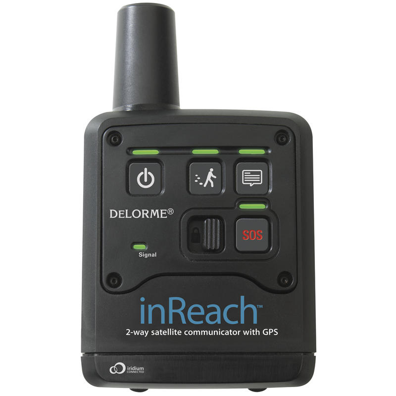 inReach for iOS& Android Black