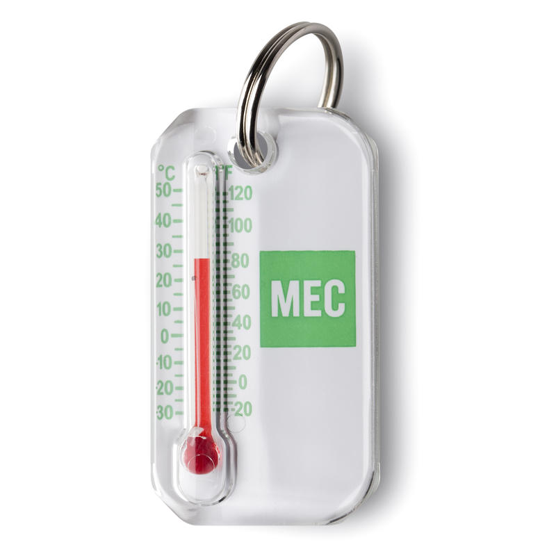 Zipper Thermometer