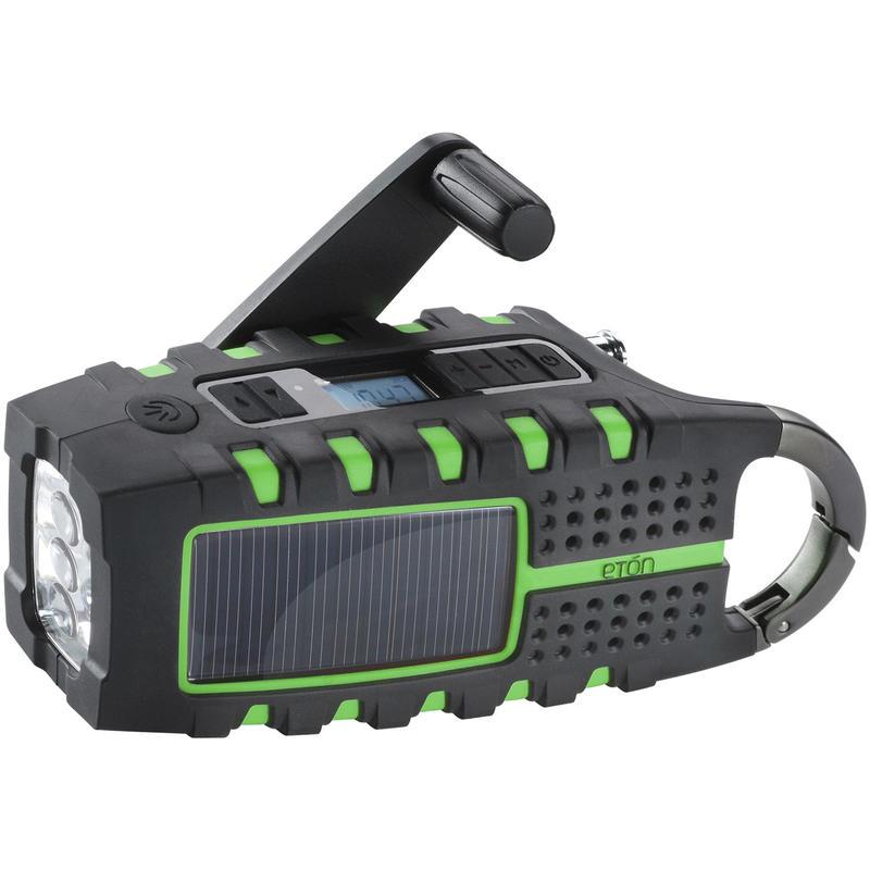 Scorpion Windup/Solar Radio Black/Green