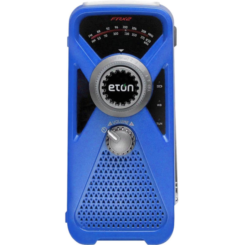 FRX2 AM/FM/WB Radio Blue