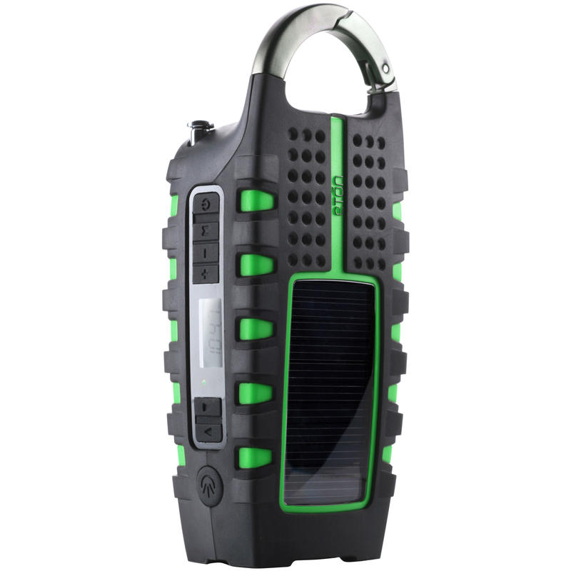 Eton Scorpion Ii Solar Radio Weather Phone Charger