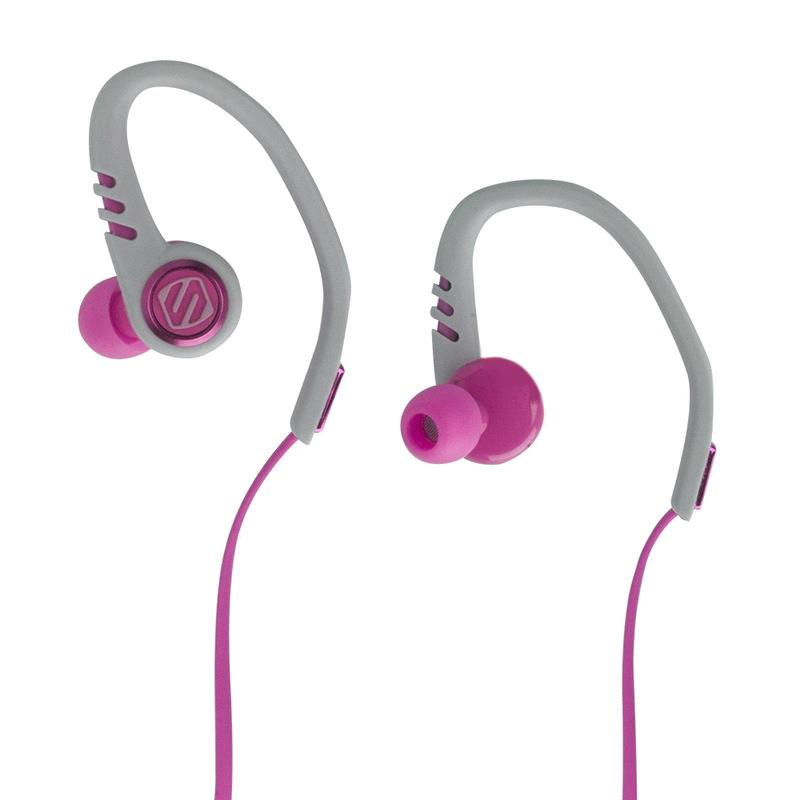 SportClip 3 Earbuds Pink/Grey