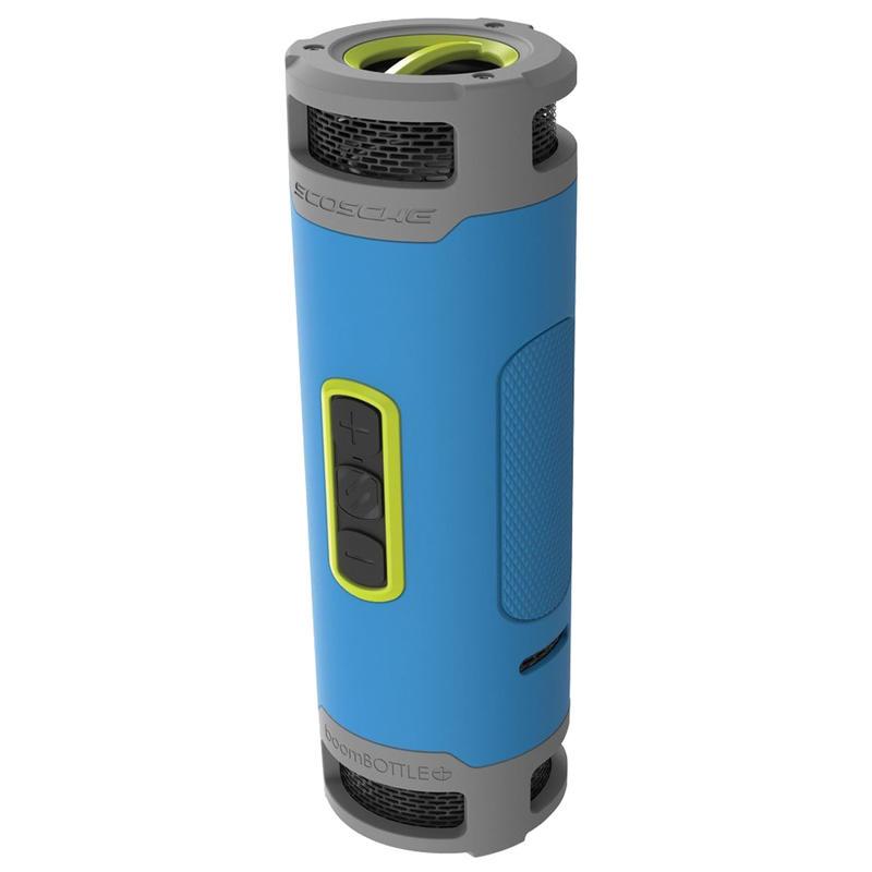 boomBOTTLE+ Speaker Sport Blue/Green