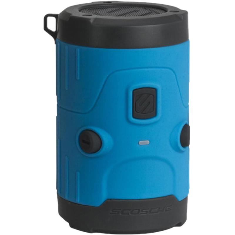 Haut-parleur boomBOTTLE H20 Bleu/Gris