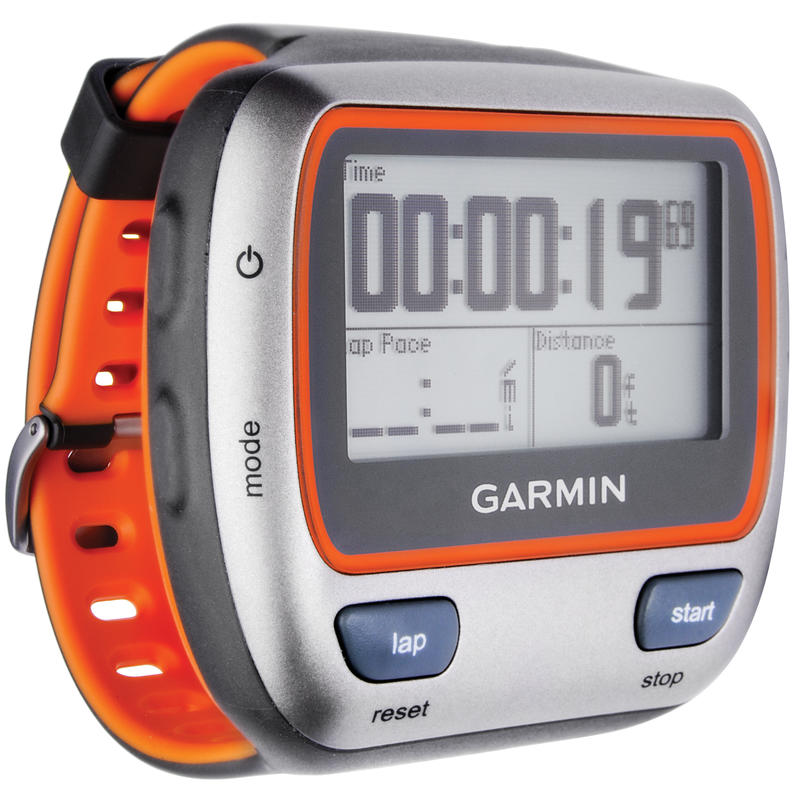 Montre GPS Forerunner 310XT avec cardiomètre Gris/Orange