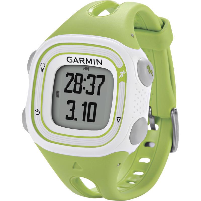Montre GPS Forerunner 10 Vert/Blanc