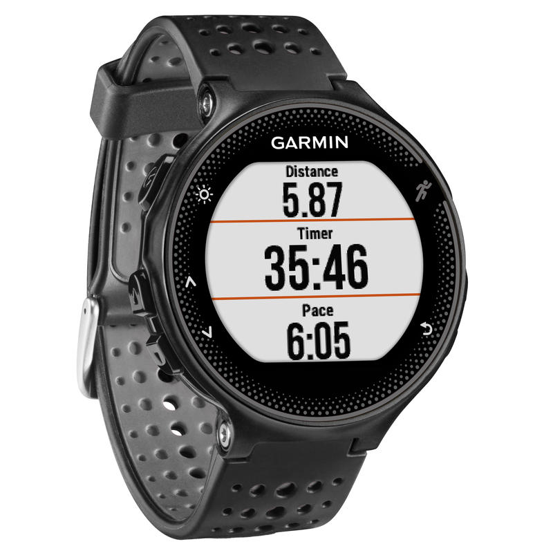 Forerunner 235 GPS Running Watch Black/Grey