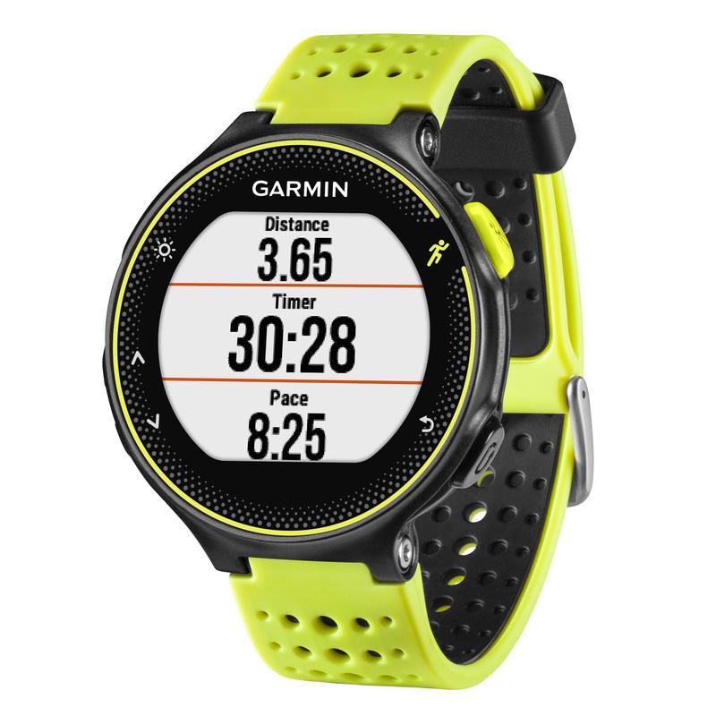 Forerunner 230 GPS Running Watch Force Yellow