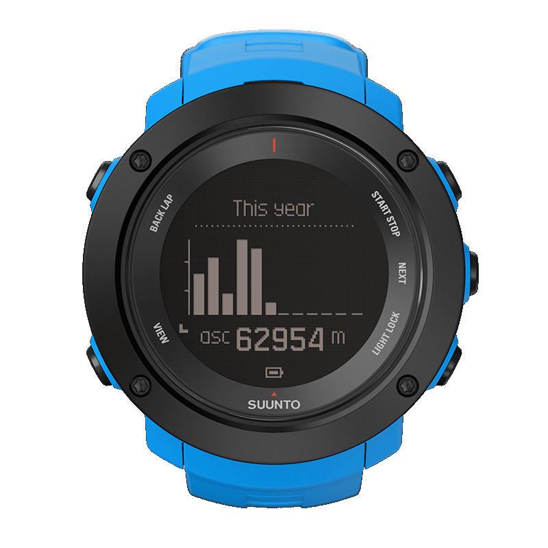 Montre GPS Ambit3 Vertical Bleu
