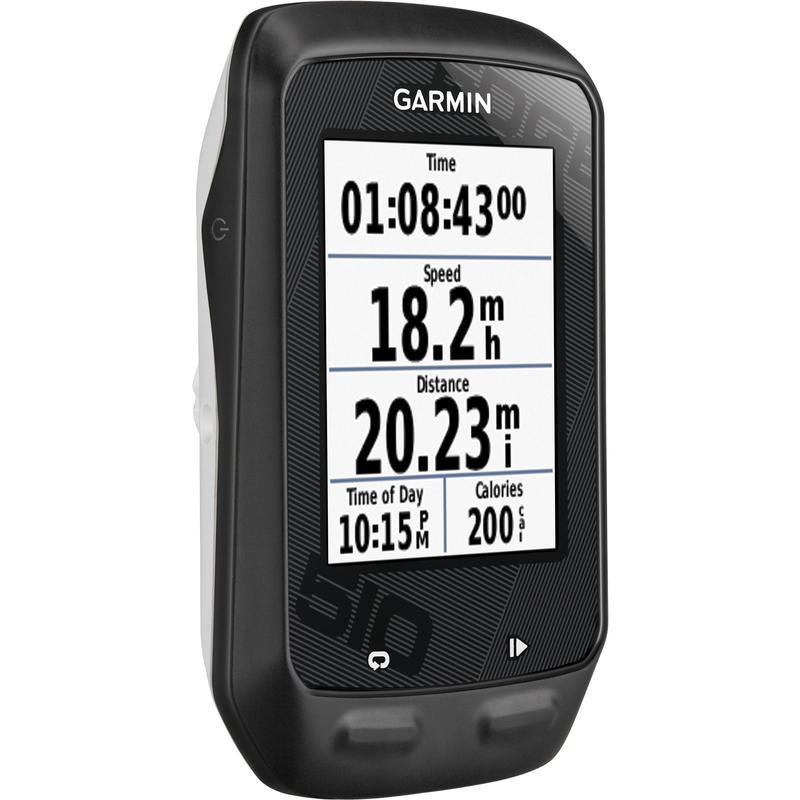 GPS Edge 510 Noir