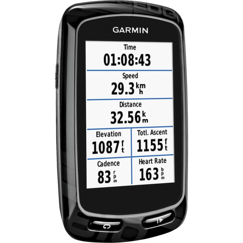 GPS Edge 810 Noir