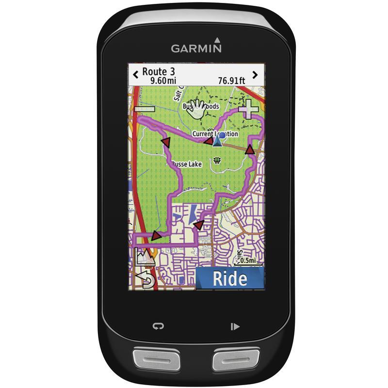 GPS Edge 1000 Noir