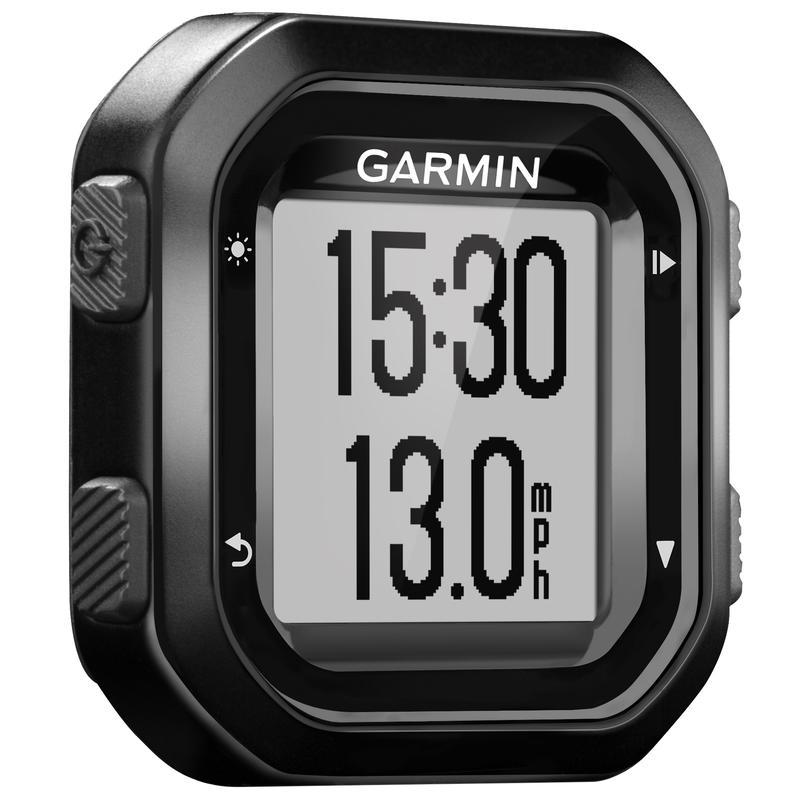 Cyclomètre Edge 20 avec GPS Noir