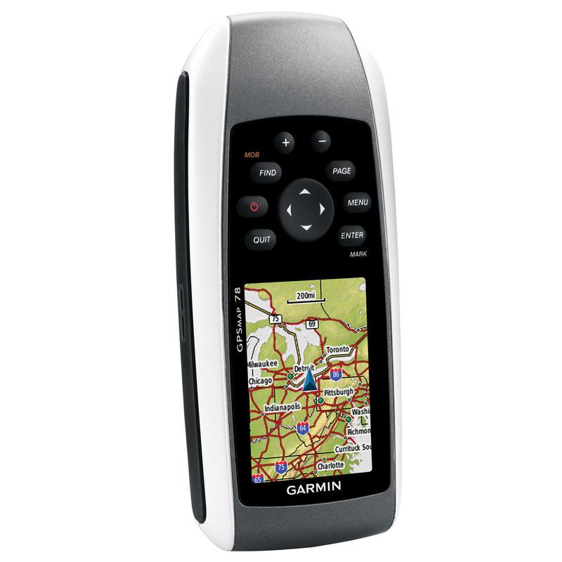 GPSMAP 78 Black
