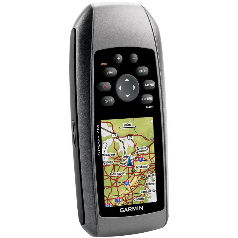 GPS GPSMAP 78s Noir