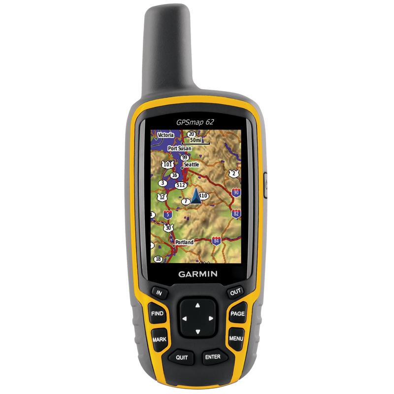 GPS GPSMAP 62 Noir