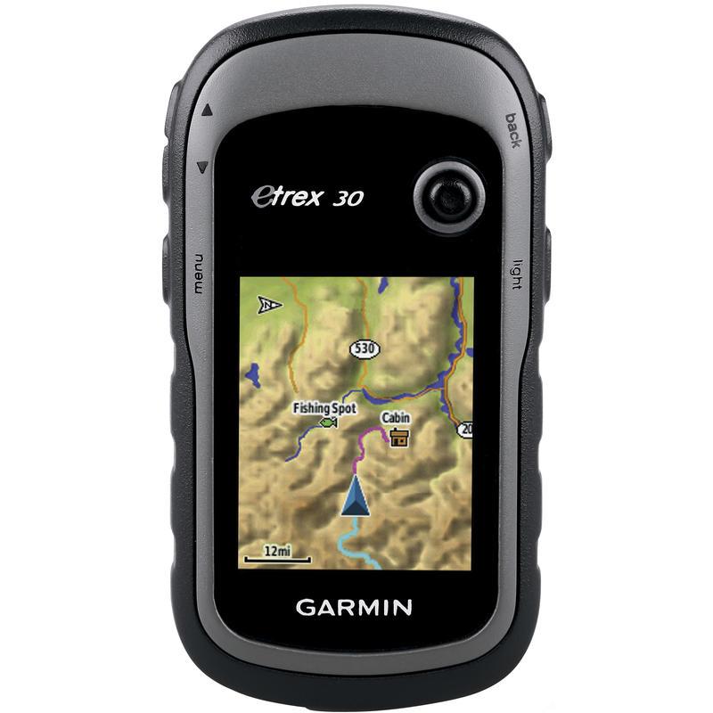 GPS eTrex 30 Gris