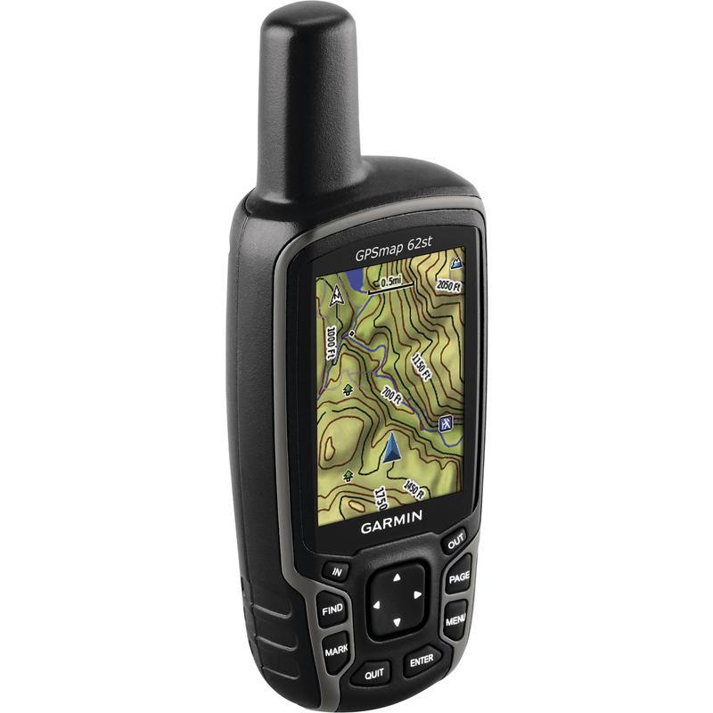 GPS GPSMAP 62st Noir