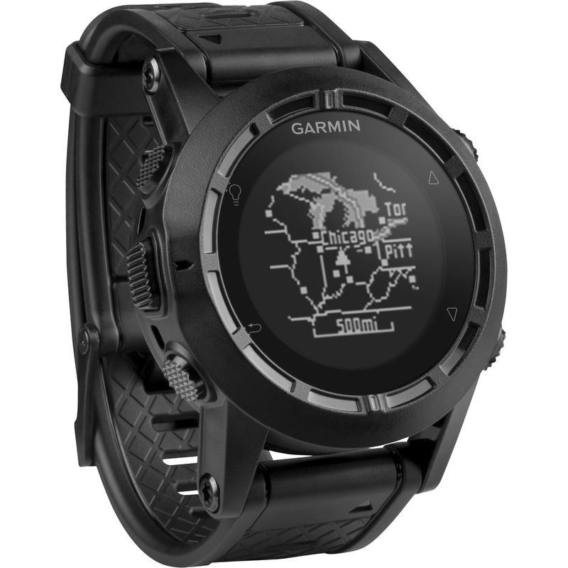 Montre GPS Tactix Noir