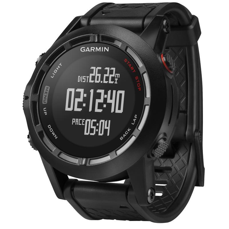 Fenix 2 GPS Navigator Watch Black