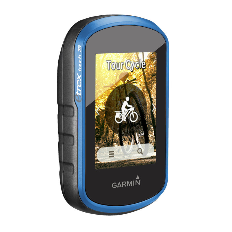 eTrex Touch 25 GPS Blue