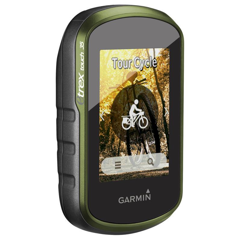 GPS eTrex Touch 35 Vert