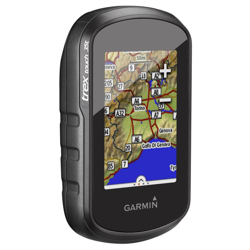eTrex Touch 35t GPS Black